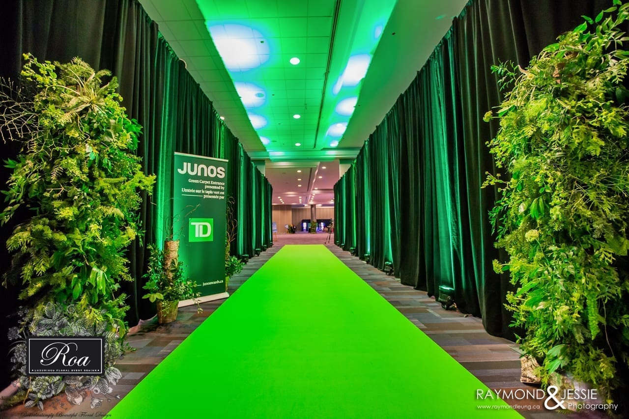 Our JUNO Awards Memories Part 3: Gala and Awards Night- the Vancouver Convention Centre East