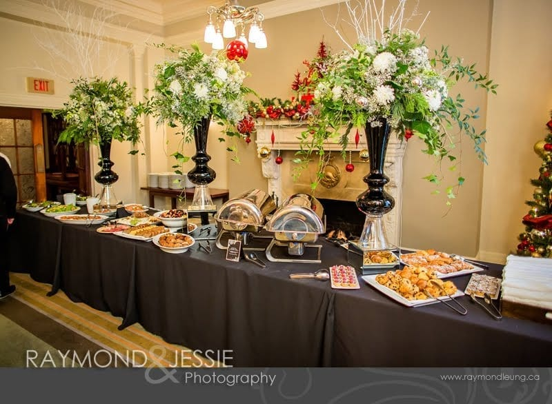 Event and Wedding Industry's Annual Holiday Brunch: The Vancouver Club